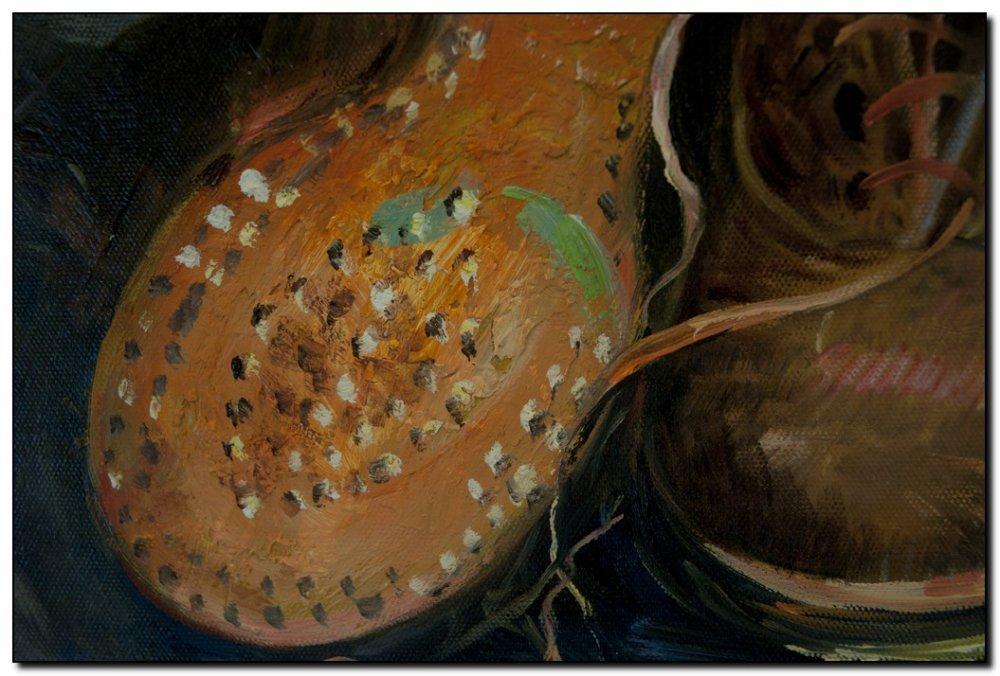 Die Mypainting Gogh Van Von Schuhe Vincent Gemälde z6RHFYqdz