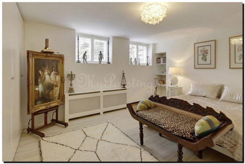 Slaapkamer schilderen ideeen modern slaapkamer schilderen ideen